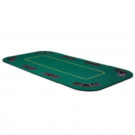 Poker Table Top Green