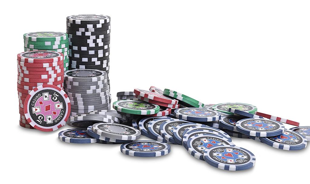 pokermarker med valörer Lerum