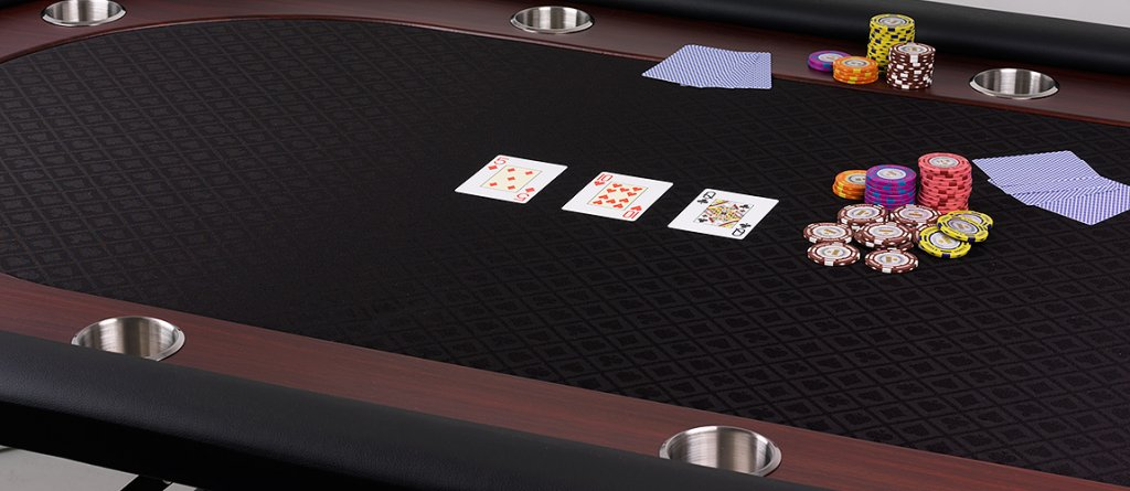 Highroller Black Poker Tables Nordicpokershop Com